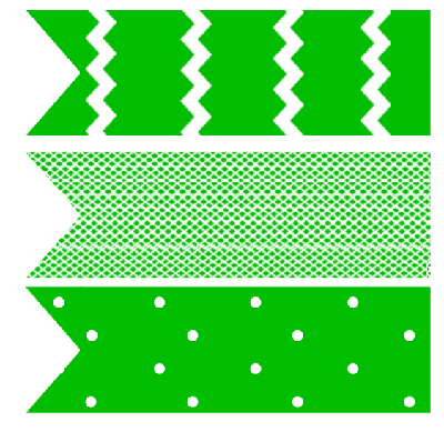 free printable baby shower cupcake flag toppers green