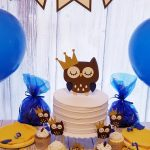 Owl Baby Shower Ideas