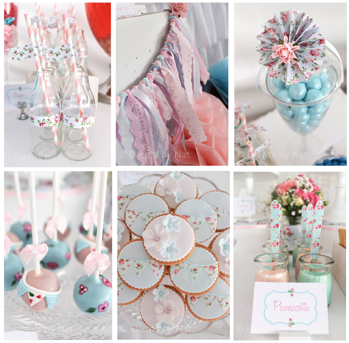 shabby chic by events by nat