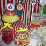 Circus Birthday Party