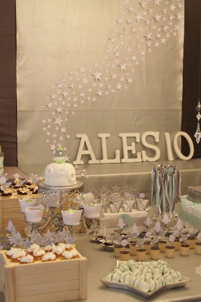 star baby shower ideas