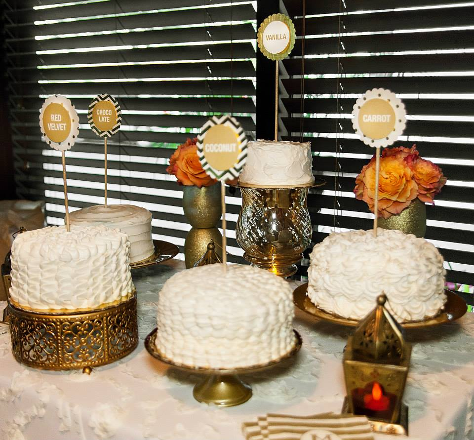 golden moroccan elephant baby shower ideas for boy or girl