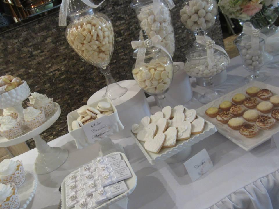 All Ivory Wedding