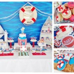 It's a Boy Nautical Baby Shower