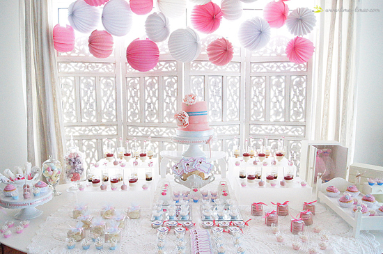 pink ballerina party ideas for girls