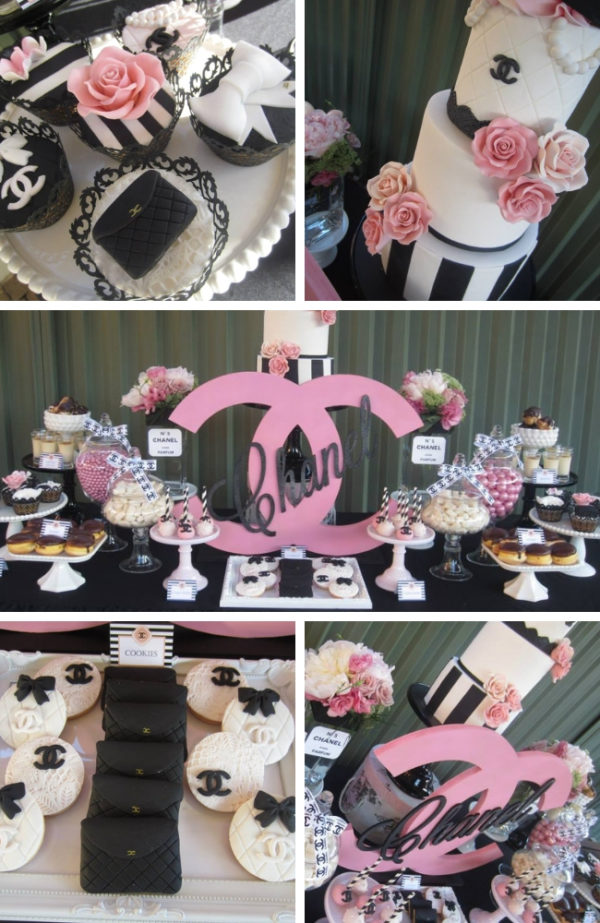 chanel-inspired-baby-shower