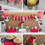 Colorful Country Party