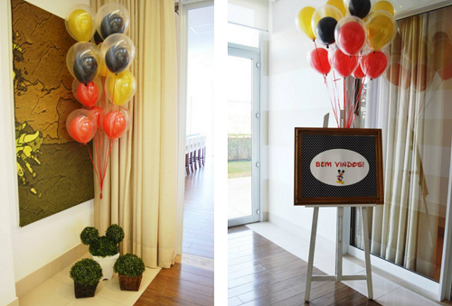 DIY Balloon in a Balloon Decorations