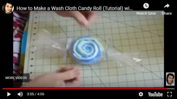 how-to-make-baby-wash-clothes-candy-roll