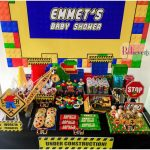 LEGO Baby Shower Theme Ideas