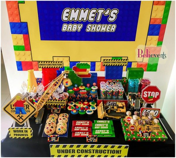 lego-construction-baby-shower-decorations