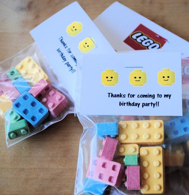 Legofavors