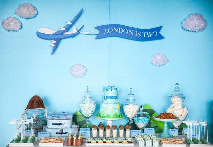 Airplane Themed Baby Shower Ideas Baby Shower Ideas And
