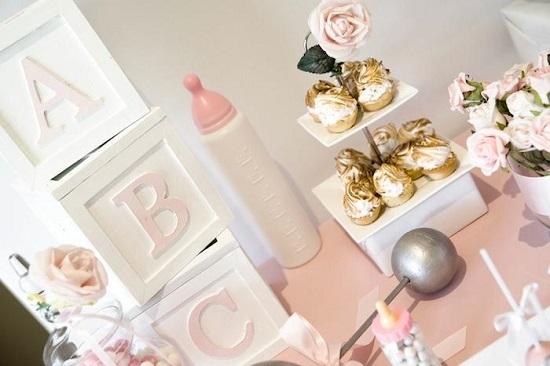 baby bottle decoration