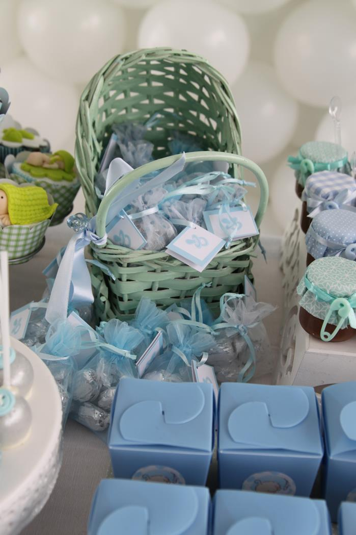 baby boy carriage basket
