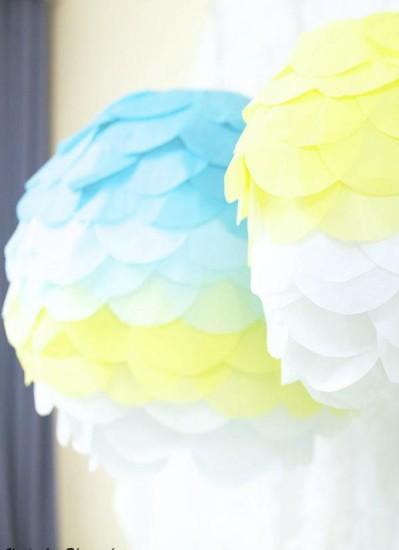 hot air balloon baby shower ideas 5