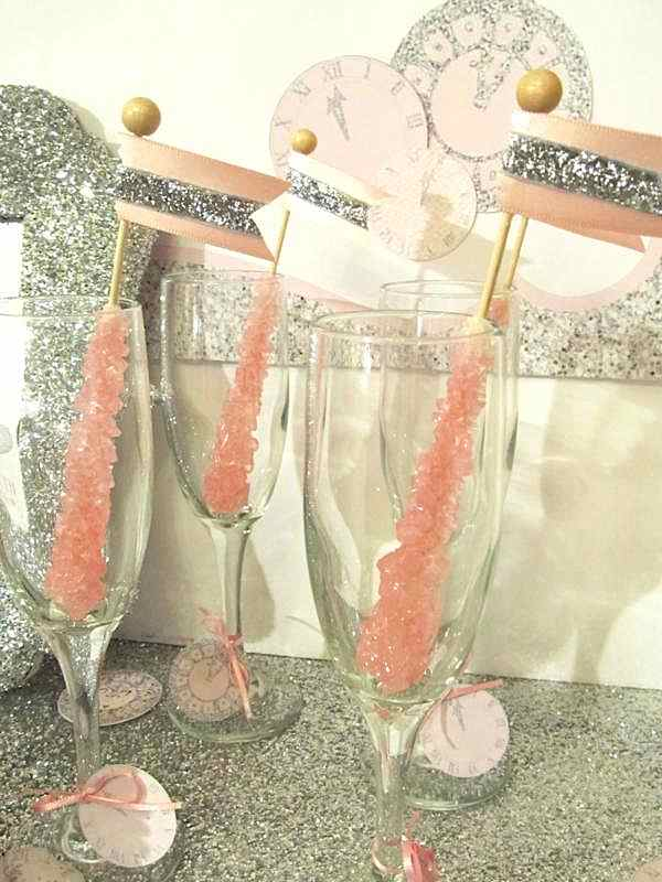 New Year Eve Baby Shower Theme Ideas for Baby Girl or Boy