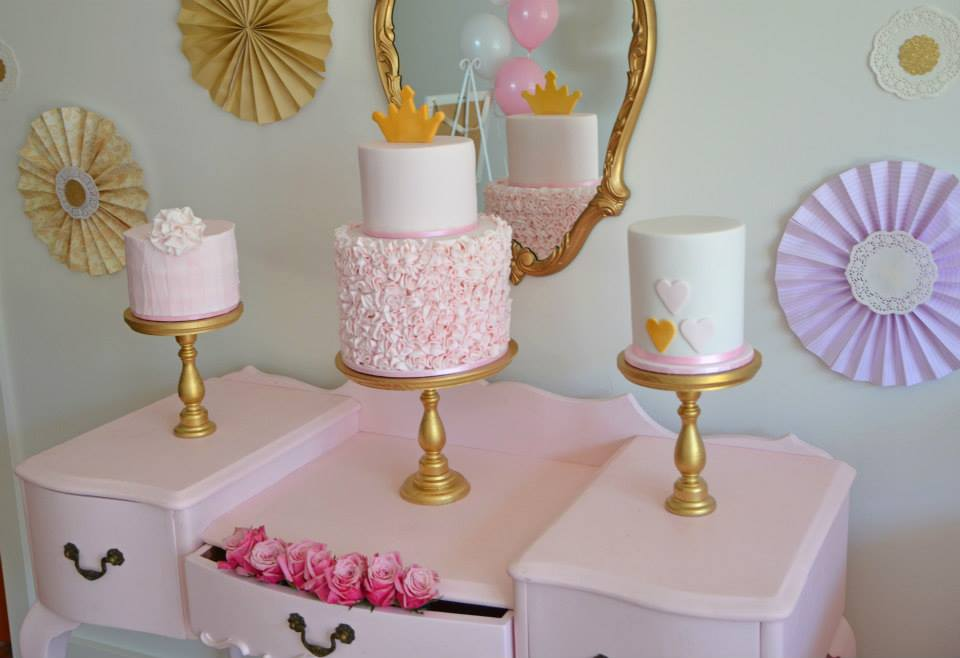 princess tea party baby shower