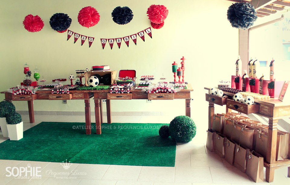 soccer baby shower ideas for boys