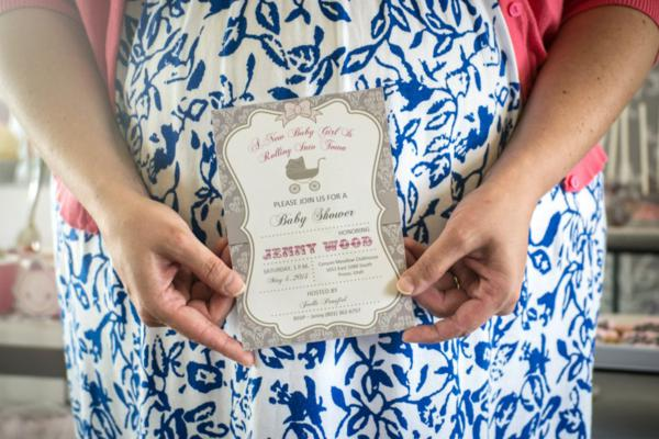 carriage invitations