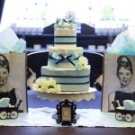 The breakfast at Tiffany's baby shower