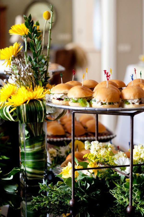 you are my sunshine baby shower sandwiches