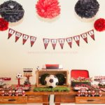Soccer Themed Party