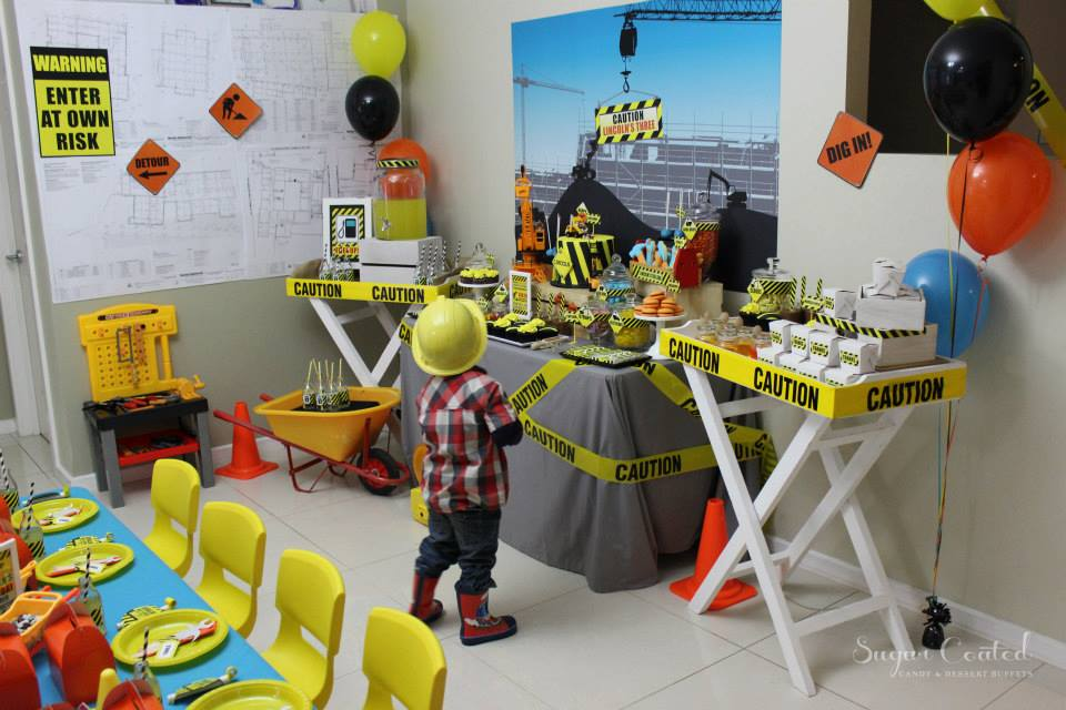 Construction Baby Shower Baby Shower Ideas And Shops