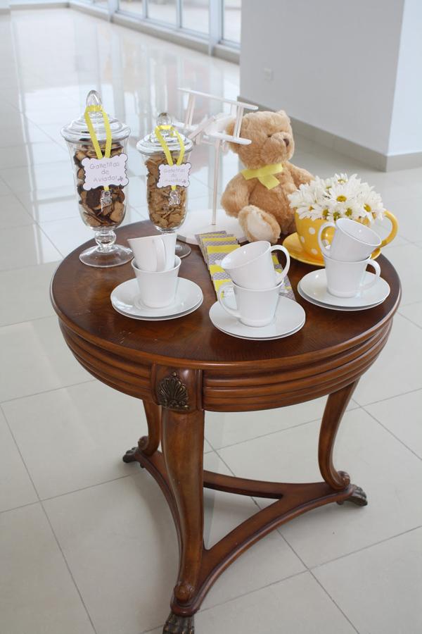teddy bear baby shower ideas