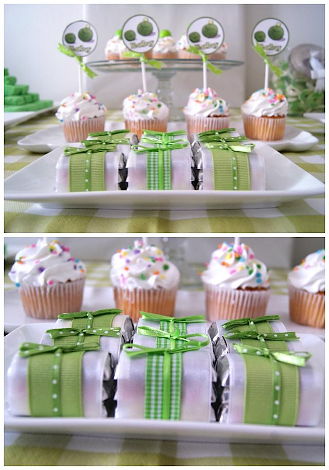 Sweet Baby Pea Baby Shower Themed Party 2