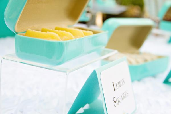 Tiffany & Co Baby Shower ideas