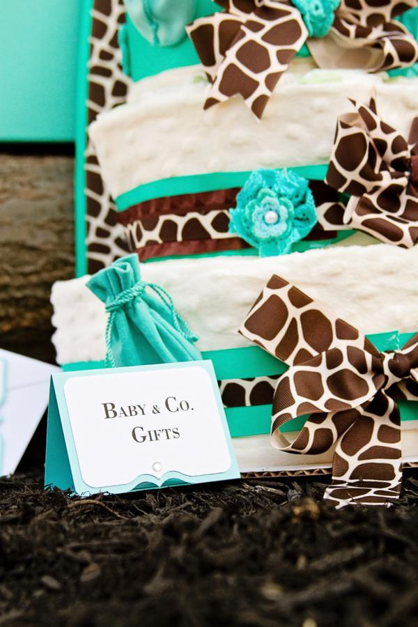 Tiffany amp Co Baby Shower Baby Shower Ideas Themes Games