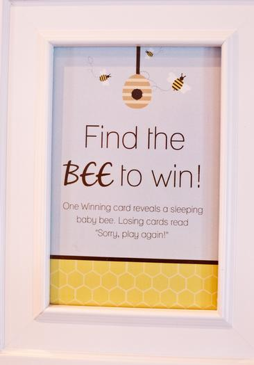 Life Begins with the Birds and the Bees Baby Shower via babyshowerideas4u baby shower game