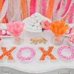 Luxe Circus Sip and See Baby Shower