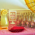 Pink Lemonade Baby Shower