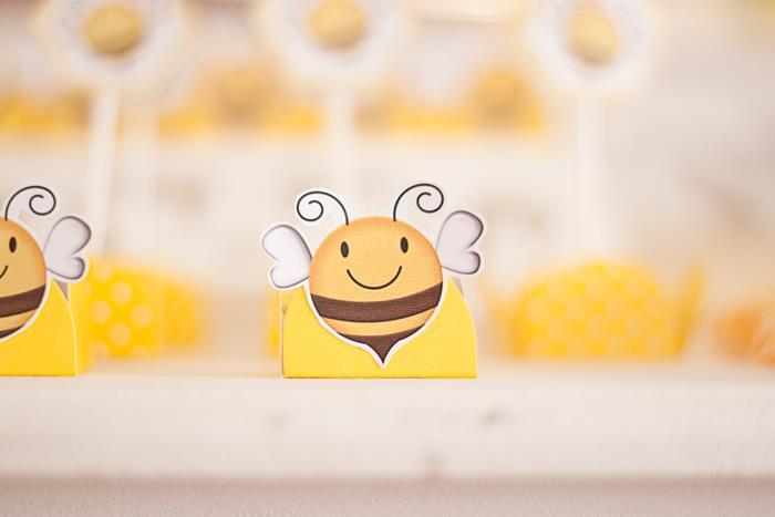 Honey Bee Baby Shower Ideas