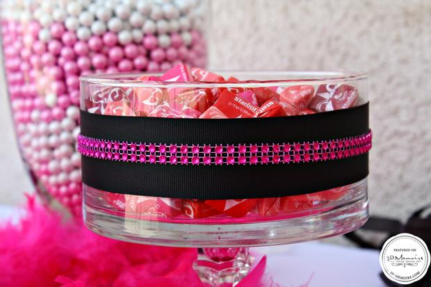 candy buffet baby shower party ideas sweet spice for girls via babyshowerideas4u 123