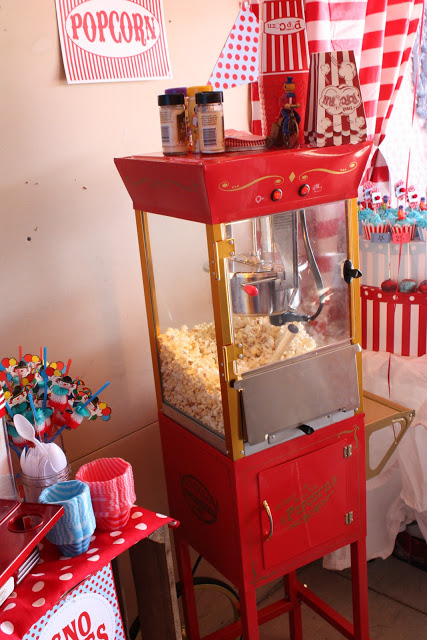 carnival party ideas via babyshowerideas4u - baby shower ideas and shops 21