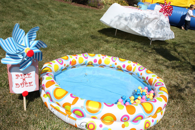 carnival party ideas via babyshowerideas4u - baby shower ideas and shops 25
