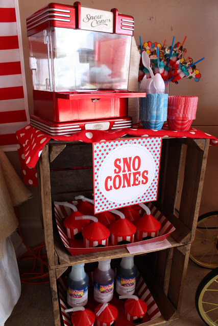 carnival party ideas via babyshowerideas4u - baby shower ideas and shops 6