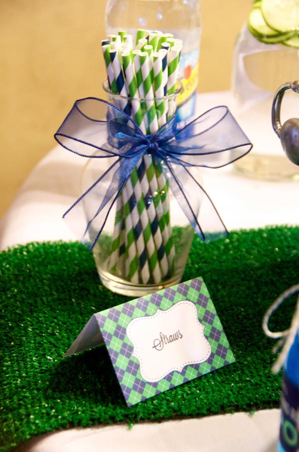 Golf Themed Baby Shower Baby Shower Ideas and Shops