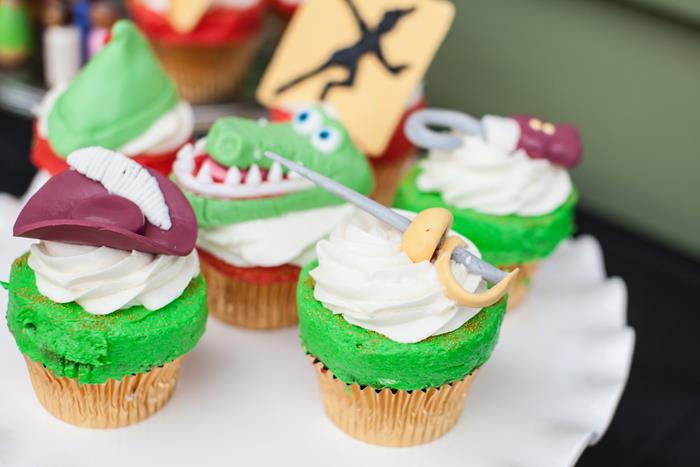 Peter Pan Themed Baby shower theme ideas for boys