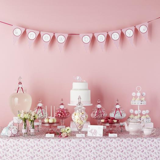Pink Elephant Themed Baby Shower Theme Ideas for Girls, Boys, Gender Neutral, Gender Reveal