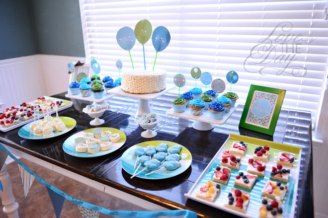She is Ready to Pop Baby Shower Ideas