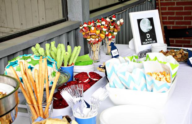 Star Wars Baby Shower Baby Shower Ideas Themes Games