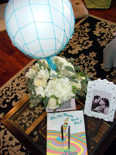 vintage travel themed baby shower - flight and cargo via babyshowerideas4u