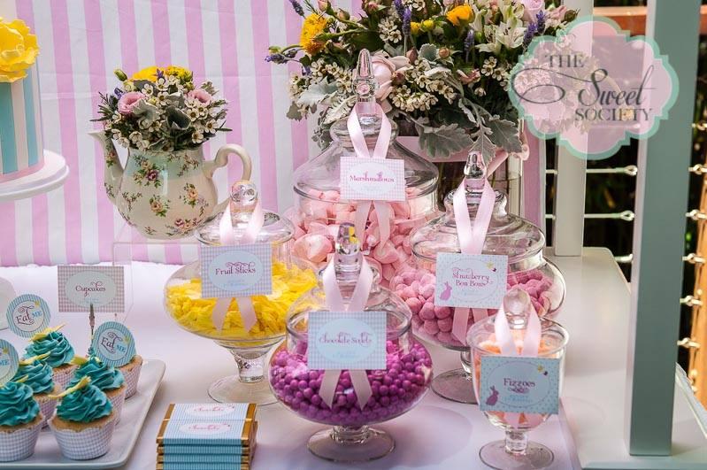 whimsical wonderland garden party via babyshowerideas4u candies
