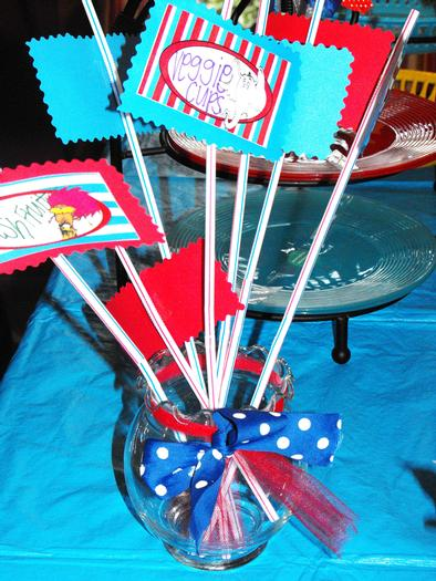 Dr Seuss baby shower via babyshowerideas4u.com 6