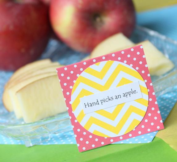 Hand, Hand, Fingers Thumb Book Inspired Party via baby shower ideas and supplies 2