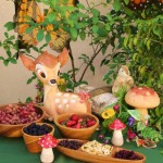 Spring Bambi Baby Shower